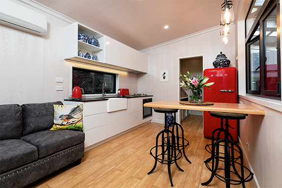 Two bedroom – option 2