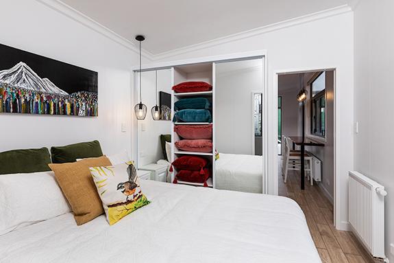 One bedroom – option 3