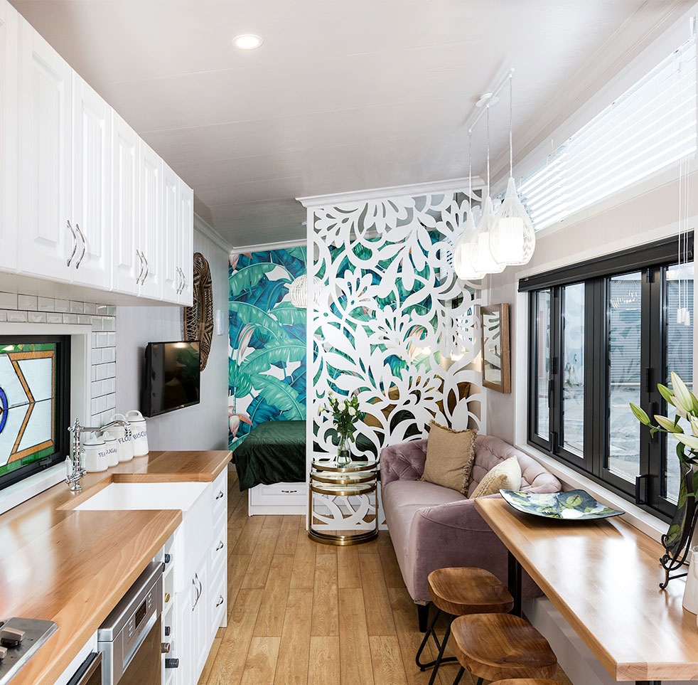 NZ Tiny Homes studio