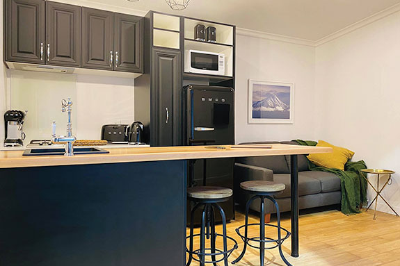 Two bedroom – option 1