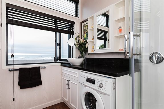 Two bedroom tiny home